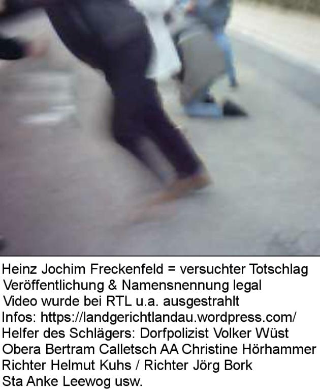 Richter Helmut Kuhs, Landgericht Landau in der Pfalz, Marienring 13